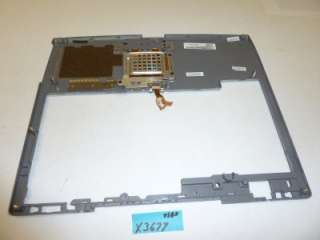 Dell Latitude D600 Palmrest Top Cover w/Touchpad X3677