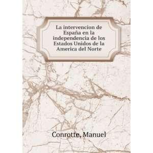 de España en la independencia de los Estados Unidos de la America