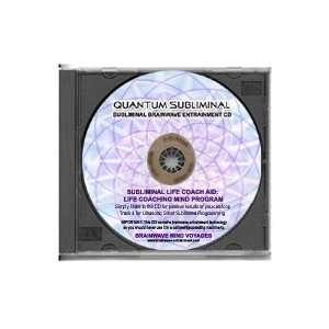 BMV Quantum Subliminal CD Life Coach Aid Life Coaching