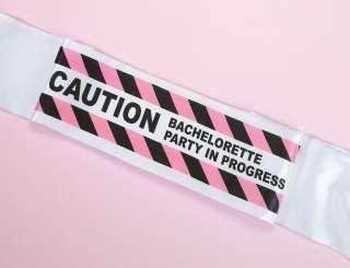 Bachelorette Party Sash Bachelorette Party supplies