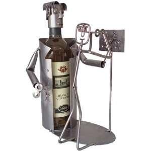 Eye Doctor Wine Bottle Caddy
