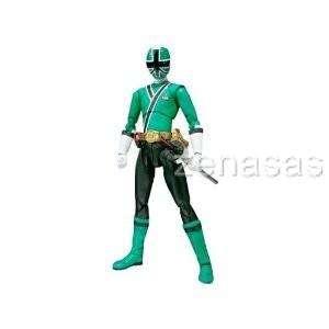 Web Samurai Sentai Shinkenger S.H. Figuart Shinken Green Figure Bandai