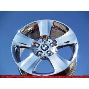 X3Style 113 Set of 4 genuine factory 18inch chrome wheels Automotive