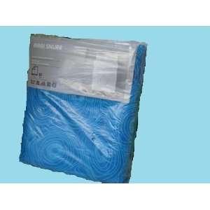 Ikea Blue Bibbi Snurr Twin Duvet Cover & Sham