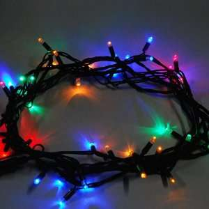 24v 52 Feet 160 Multi Color LED Christmas Wedding Party String Lights