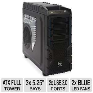 Thermaltake Overseer RX I VN700M1W2N No PS Full Tower Case