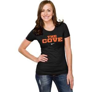 Francisco Giants Womens Black The Cove Local Tee