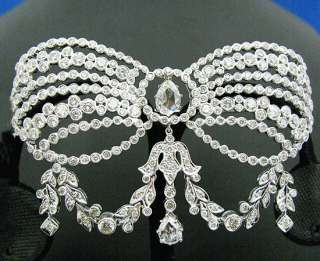 Platinum Round Diamond Ring