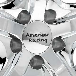 American Racing Maverick Chrome Plated