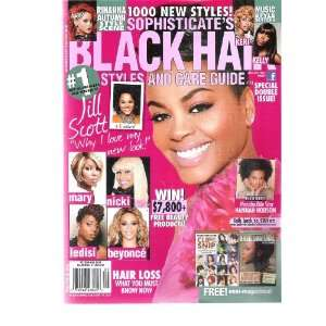 Sophisticates Black Hair Style and Care Guide (1000 New Styles