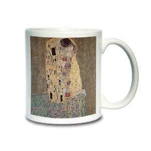 The Kiss, by Gustav Klimt, Coffee Mug: Everything Else