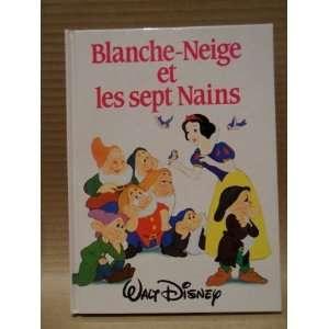 Blanche Neige et Les Sept Nains: Cecile Lameuniere: Books