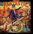 Elton John   Captain Fantastic (1975) Album Poster