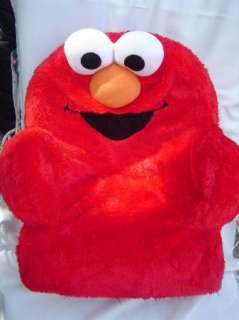 SESAME STREET ELMO PLUSH CHAIR