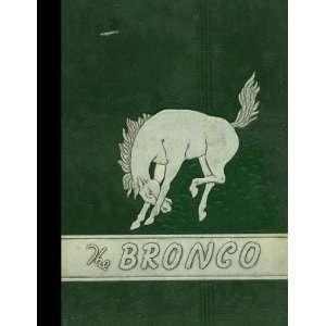 (Reprint) 1957 Yearbook Stephen F. Austin High School