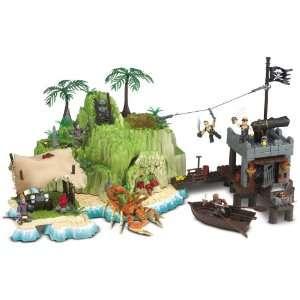 Mega Bloks Pyrates  Lost Fortune Toys & Games