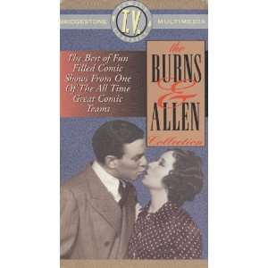 Family TV Classics Burns & Allen [VHS] Family TV