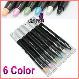 Different Color Cosmetic Eyeshadow Pen Lip Eye Liner Makeup Pencil #02