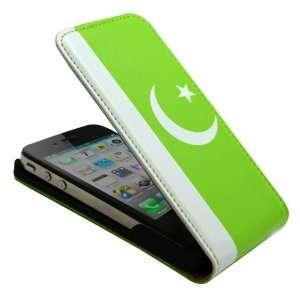 Pakistan Flag Specially Ultra Slim Designed Leather Flip Case