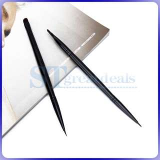 Eyeliner Cream with Eyeshadow Brush Wedding Party Bride Black