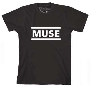 MUSE ROCK BAND LOGO T Shirts MALE and FEMALE 16 Colours NEW 100%