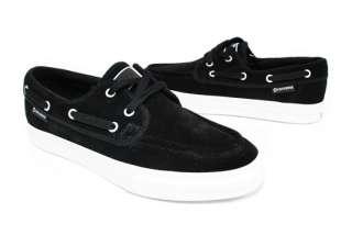 Converse Sea Star Suede Black/White Low Top Shoe