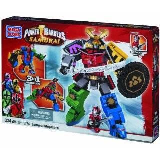 Mega Bloks Power Ranger Samurai MegaZord by Power Ranger