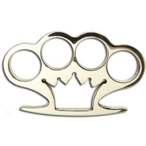 Real Brass Knuckles Belt Buckle: Everything Else
