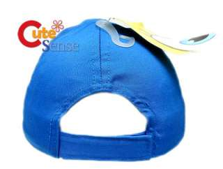 SpongeBob SquarePants Blue Kids Baseball CAP/HAT