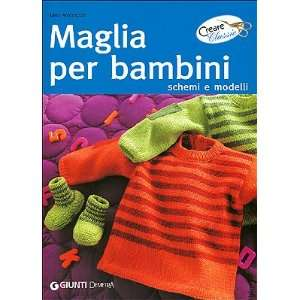 per bambini. Schemi e modelli (9788844032296): Mara Antonaccio: Books