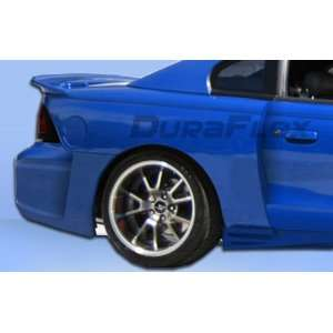 1994 1998 Ford Mustang GT500 Widebody Rear Fender Flares Automotive