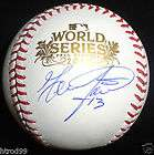 GERALD LAIRD DETROIT TIGERS SIGNED OFFICIAL ML BALL COA
