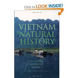 Vietnam: A Natural History (9780300106084): Eleanor Jane