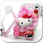 hello kitty bling hard case skin tmobile my touch 4g