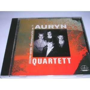 Haydn: String Quartet Op. 71: Franz Joseph Haydn, Auryn