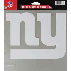 New York Giants   Logo Cut Out Decal Automotive