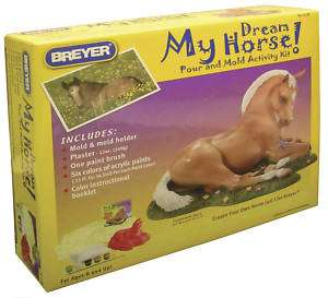 Breyer Horse My Dream Horse Pour and Mold kit