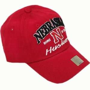 CORNHUSKERS OFFICIAL NCAA LOGO COTTON HAT CAP