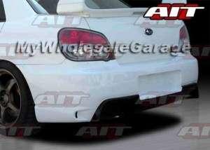04 05 06 07 Subaru Impreza WRX JDM STi Rear Bumper FRP