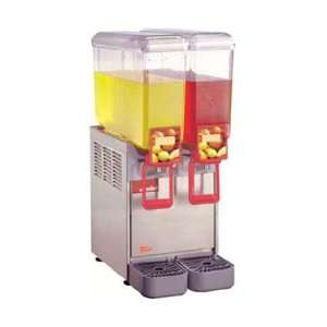 Compact Agitation Style Cold Beverage Dispenser: Kitchen & Dining