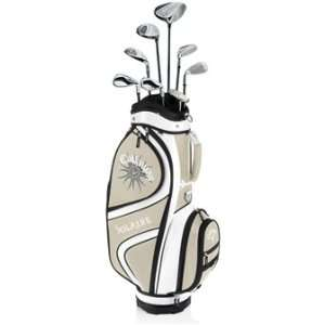 Callaway Ladies Golf Bag 9 Piece Sets RH   Champagne: