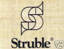 Struble U 17 Fiddleback Maple Fly Rod Reel Seat