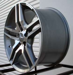 18 AMG Wheels Rims Fit Mercedes C300 C350 2008+