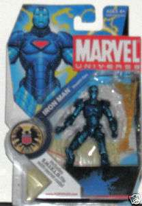 Iron Man Stealth Ops Marvel Universe Fury Files #009