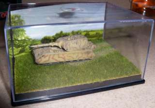 Dragon Cando WWII German Maus Super Heavy Tank w/Display Case