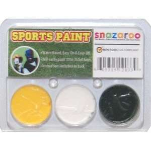Snazaroo Packers Color Pack Face Makeup Paint Kit Toys