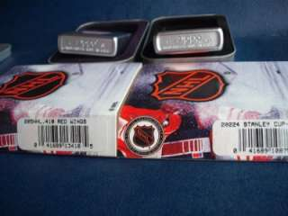 DETROIT RED WINGS NHL HOCKEY TEAM & STANLEY CUP CHAMPS NEW LOT 2
