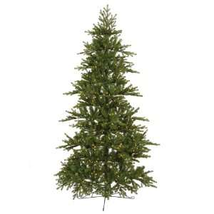 Vickerman 6.5 Foot Jersey Frasier Half Ital LED Christmas