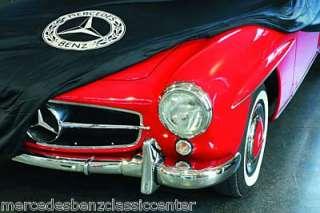 Mercedes Benz Classic Car Cover, nylon, including bag, size L, 534 x