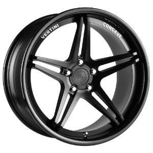 Class Staggered Wheels Rims Matte Black LIP 4pc 1set Automotive